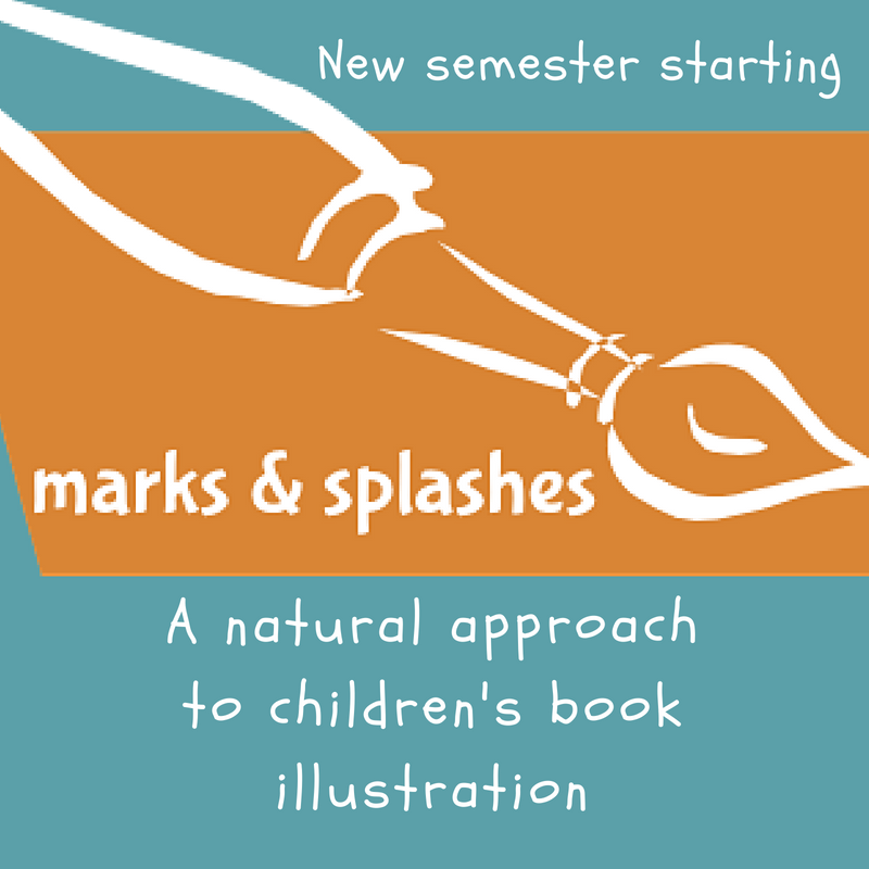 Make Your Marks and Splashes Course