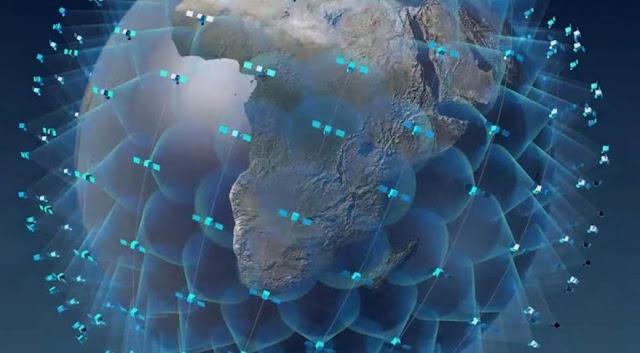 Китай запускает свой глобальный спутниковый доступ в Интернет