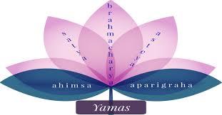 Resumen de los yamas del yoga