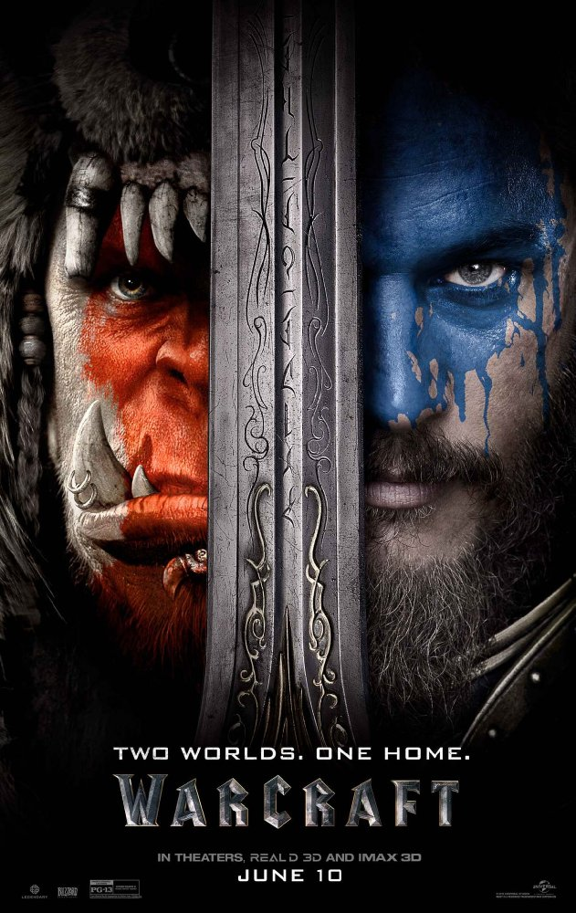 Warcraft: The Beginning (2016) Subtitle Indonesia – BluRay 720p