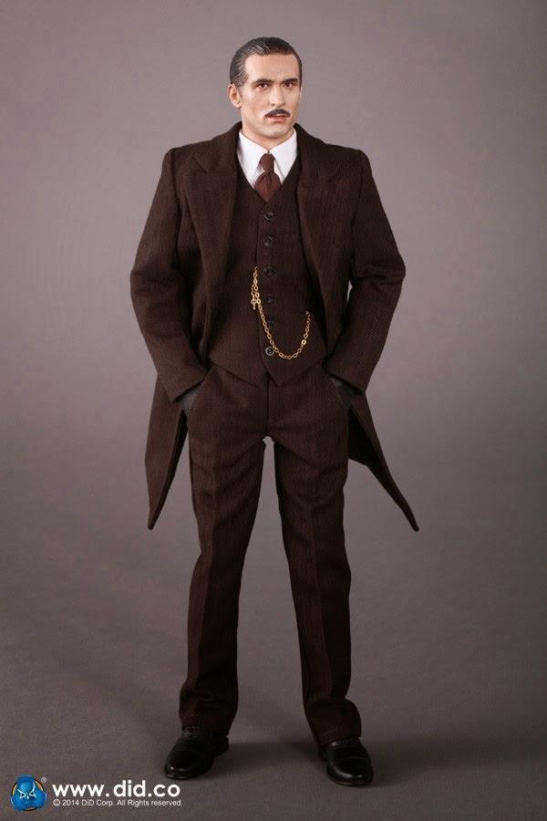 O Poderoso Chefão 2 Vitor Corleone Robert De Niro Action Figure