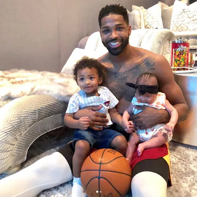 Khloé Kardashian Is 'Very Grateful' That Tristan Thompson Is a 'Great Daddy' to Daughter True