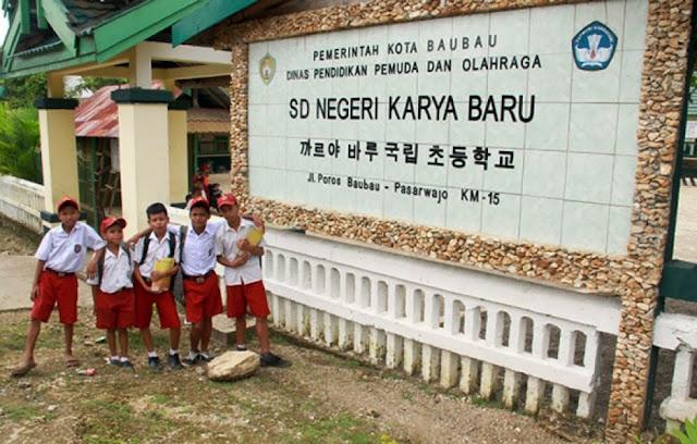 Suku di Indonesia ini Begitu Fasih Bahasa Korea