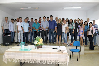 Prefeitos do Seridó e Curimataú se reúnem em Cuité para discutir alternativas para o fim dos lixões