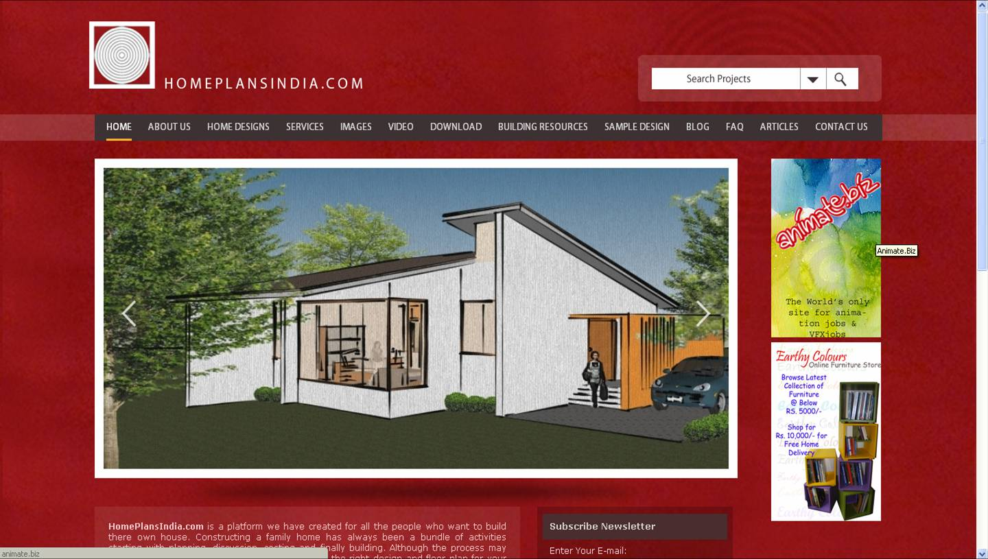 Home plans in india 2012 Draw your own house plans software