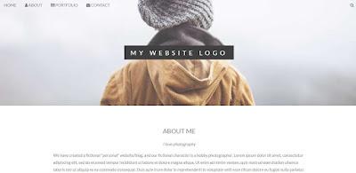 Contoh Website HTML yang Sudah Jadi
