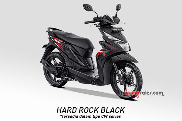 Honda-beat-cw-2019-hitam
