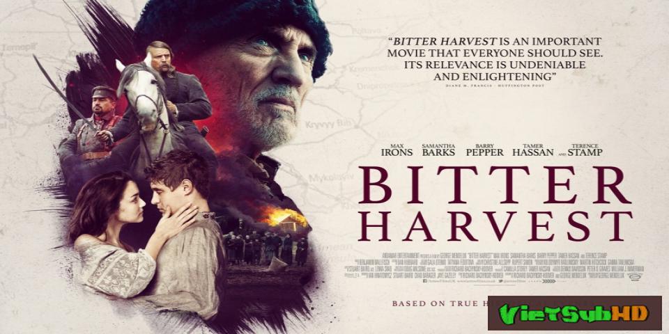 Phim Cuộc Chiến Cuối Cùng VietSub HD | Bitter Harvest 2017