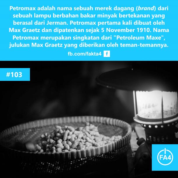 Sejarah Lampu Petromax