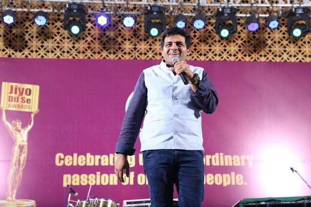 Amit Tandon's Stand Up Comedy