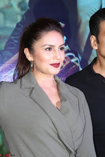 Huma Qureshi Stills At Jolly LLB 2 Press Meet 06.jpg