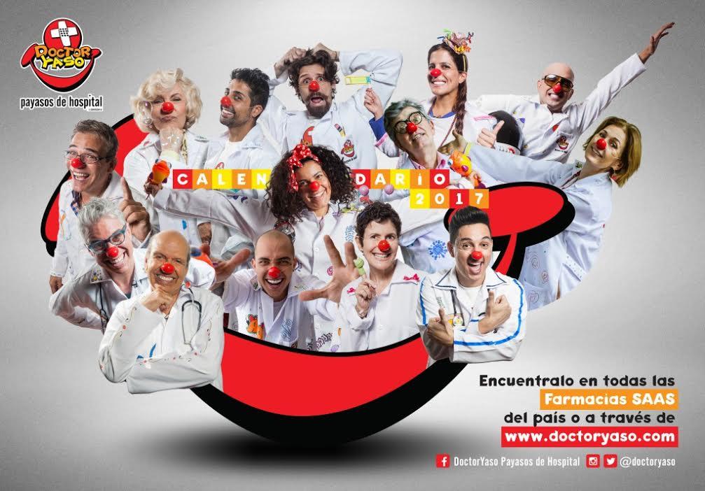 hospitales artistas agenda doctor yaso 2017