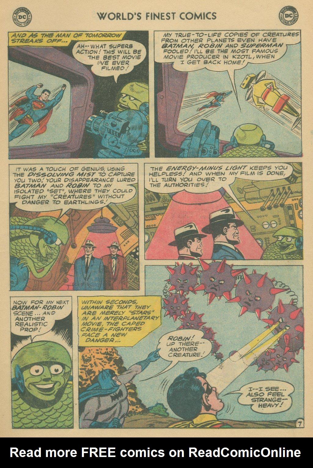 Read online World's Finest Comics comic -  Issue #108 - 9