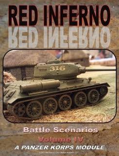 Panzer Korps Scenario Book Four