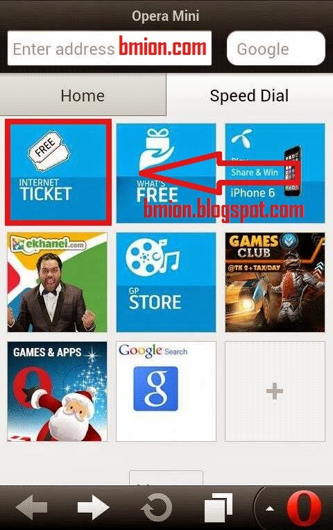 Grameenphone-Free-Internet-Ticket-Browse-Selectd-Websites-Free