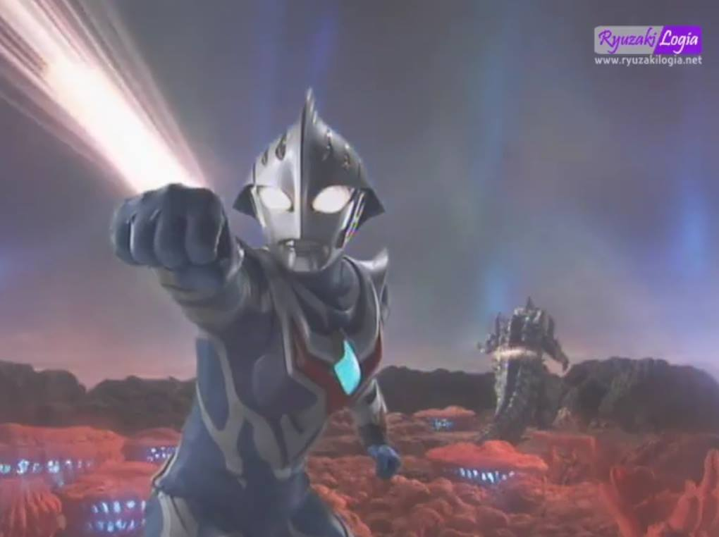 DOWNLOAD VIDEO ULTRAMAN NEXUS SUB INDO