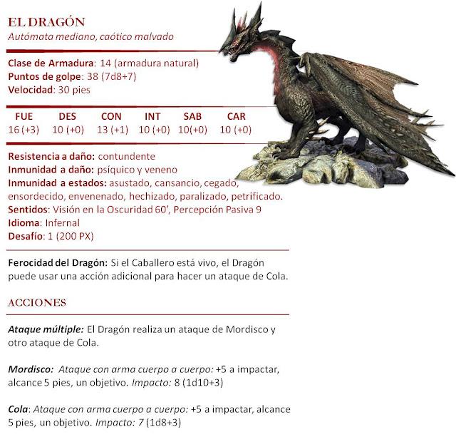El Titiritero - Dragón