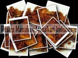 Resep Masakan Ayam Bumbu Lengkuas