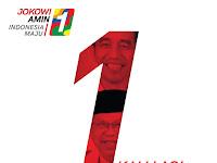 Pidato Jokowi: Yang Kita Perebutkan Adalah 1, RI-1