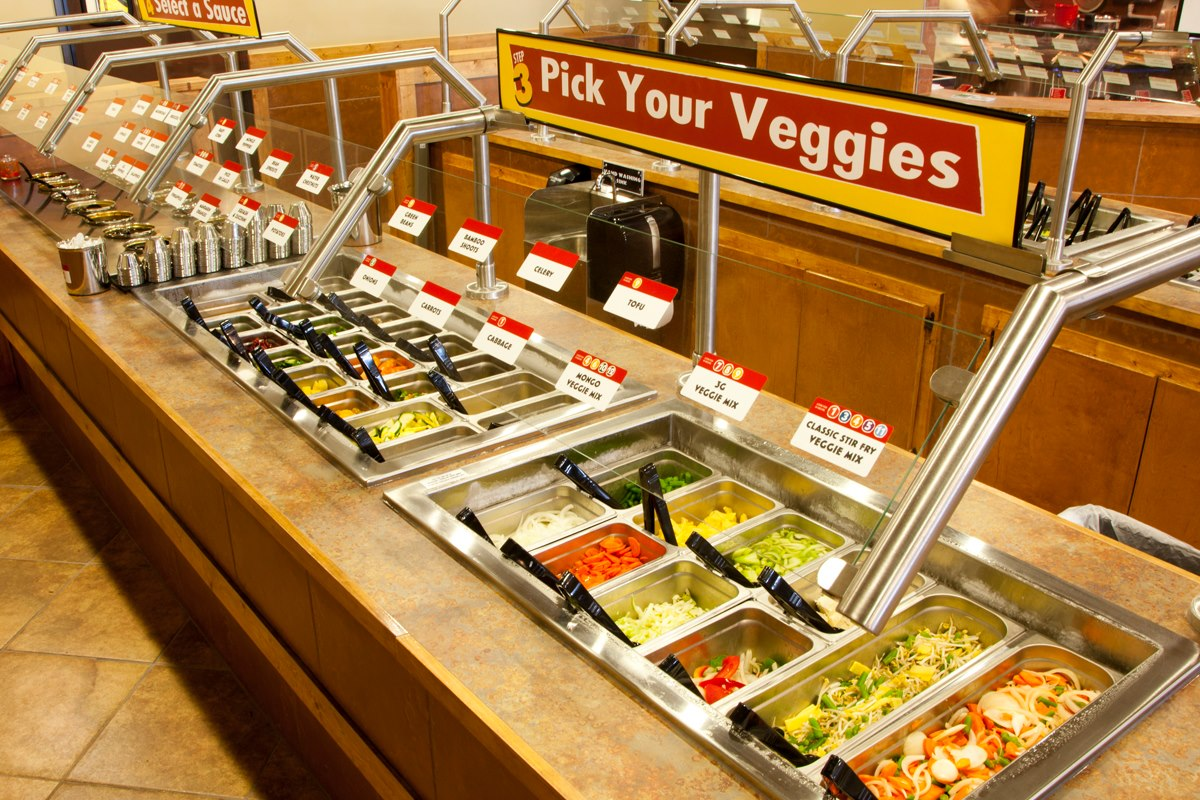 Mama Nibbles Genghis Grill The Mongolian Stir Fry Restaurant