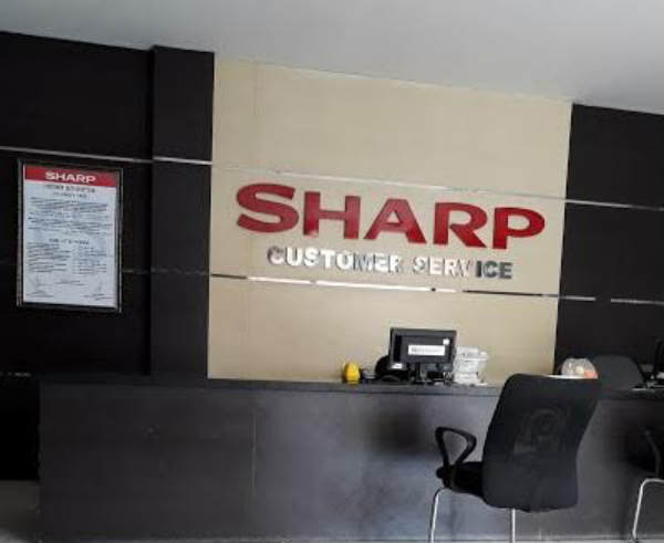 Alamat & Nomor Telepon Service Center Sharp Kota Bandung