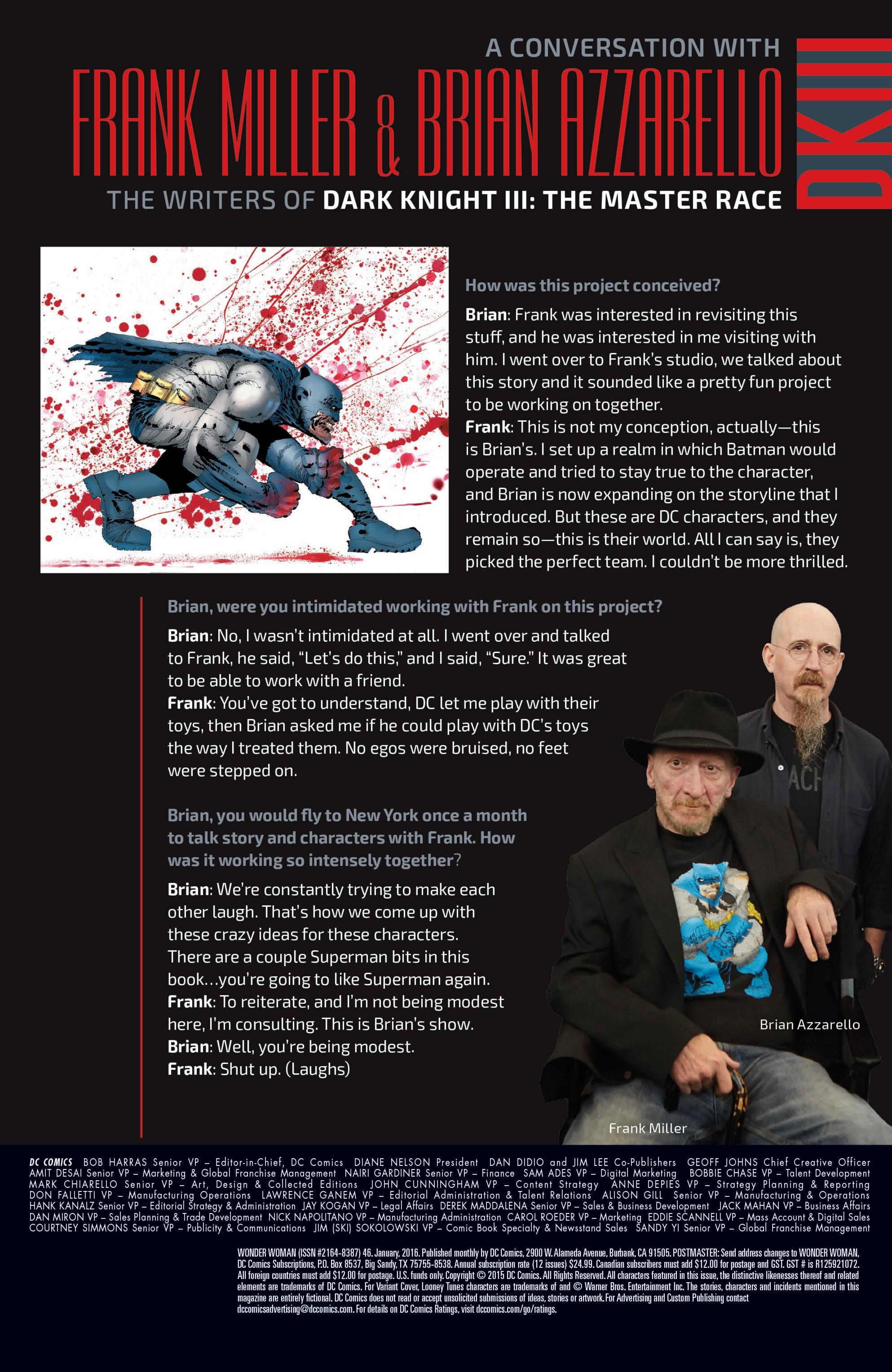 Read online Wonder Woman (2011) comic -  Issue #46 - 26