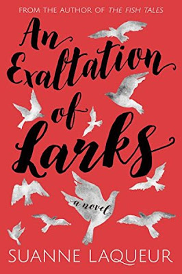 #ReadIndie Review: An Exaltation of Larks by Suanne Laqueur