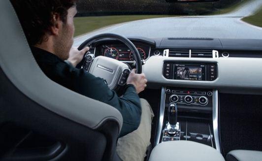 2017 Range Rover Sport SVR Interior