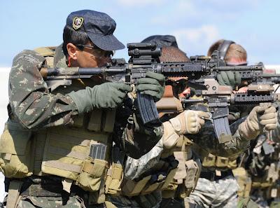 Gorro Preto: A Simbologia para as Forças Especiais do EB