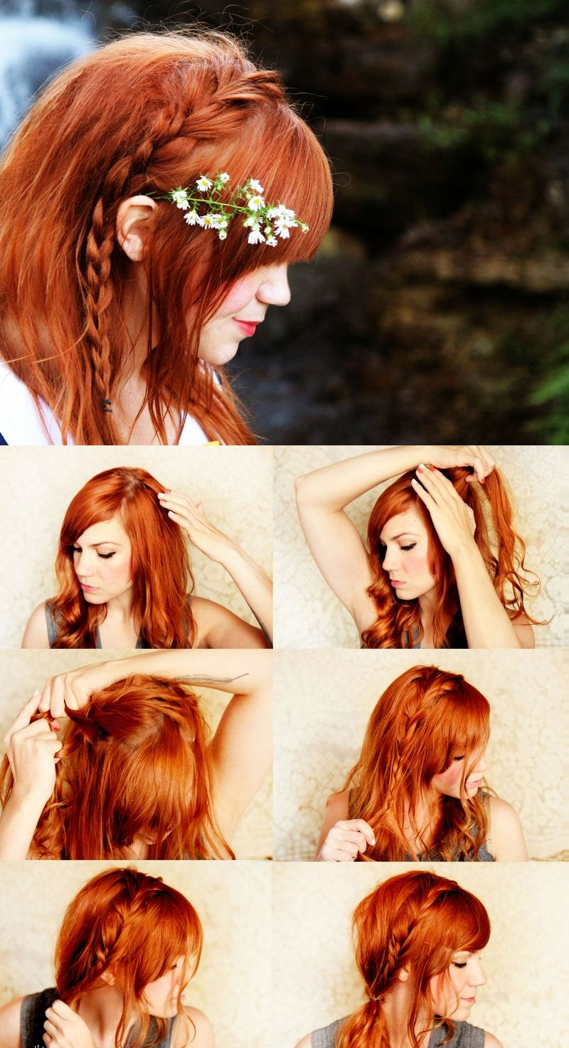 How To Make Hair Style Braid