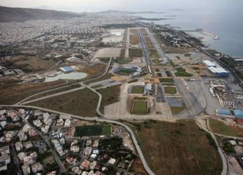 Την ανησυχία τους εκφράζουν οι Έλληνες Αρχαιολόγοι για τις αρχαιότητες του Ελληνικού