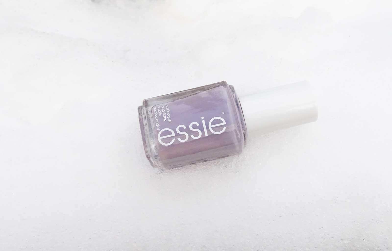 Essie collection hiver 2018-2019 just the way you artic