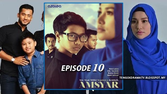 Drama Amsyar Lakonan Ben Laden – Episod 10