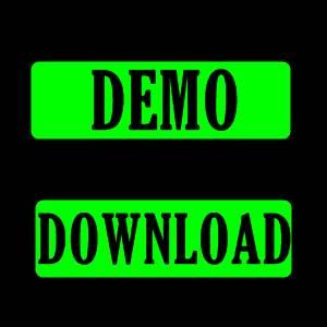 Cara Membuat Tombol Demo/Download yang Responsive pada Blog (Blogger)