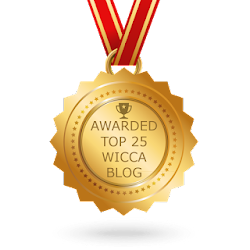 Top 25 Wicca Blogs winner