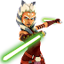 PNG Ahsoka Tano (Star Wars: The Clone Wars, Star Wars Rebels)