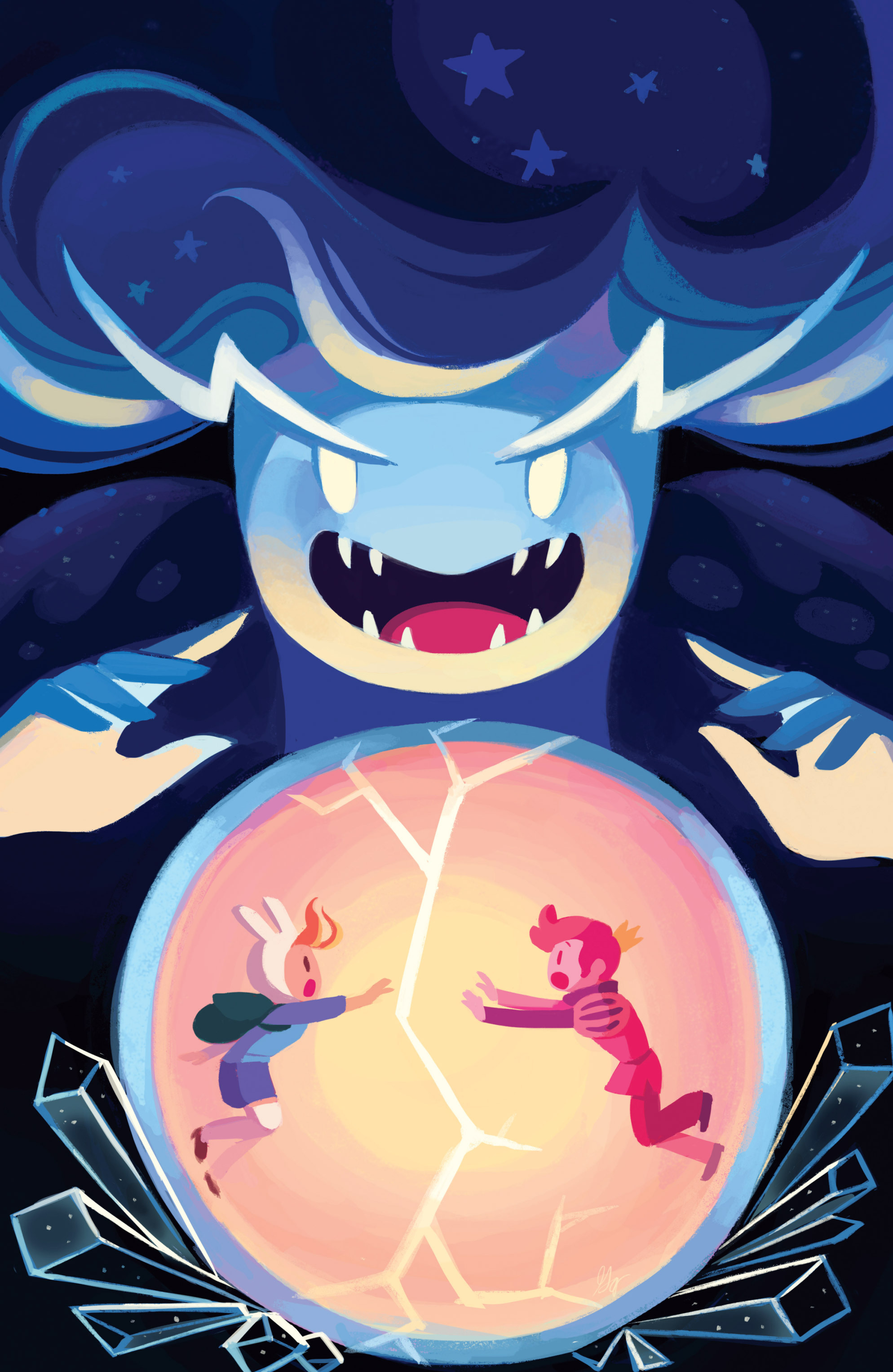 Read online Adventure Time with Fionna & Cake comic -  Issue #5 - 3