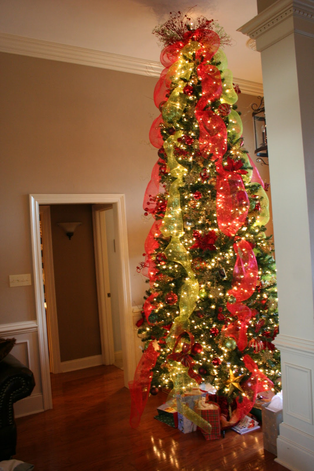 Marbles From Heaven Christmas Home Tour Part 2 And Our Tree
