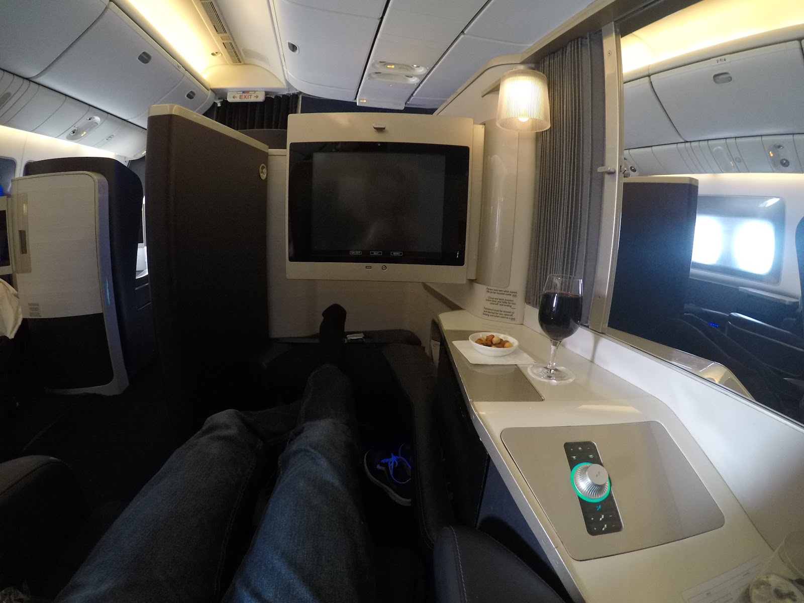 British Airways First Class Review 2018 (with video) | Cal ...