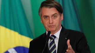 Bolsonaro afirma que o Brasil vota na ONU guiado pela Bíblia