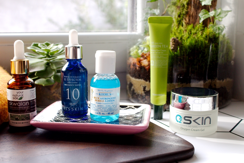 Wstęp do jesiennej pielęgnacji | O2Skin, Tonymoly, Your Natural Side