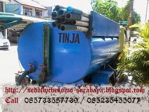 Sedot WC Romokalisari Surabaya Tlp 085733557739