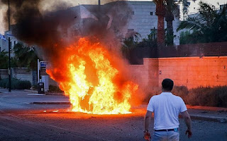 Destruction in Israel by Gaza messianicworldnews.com