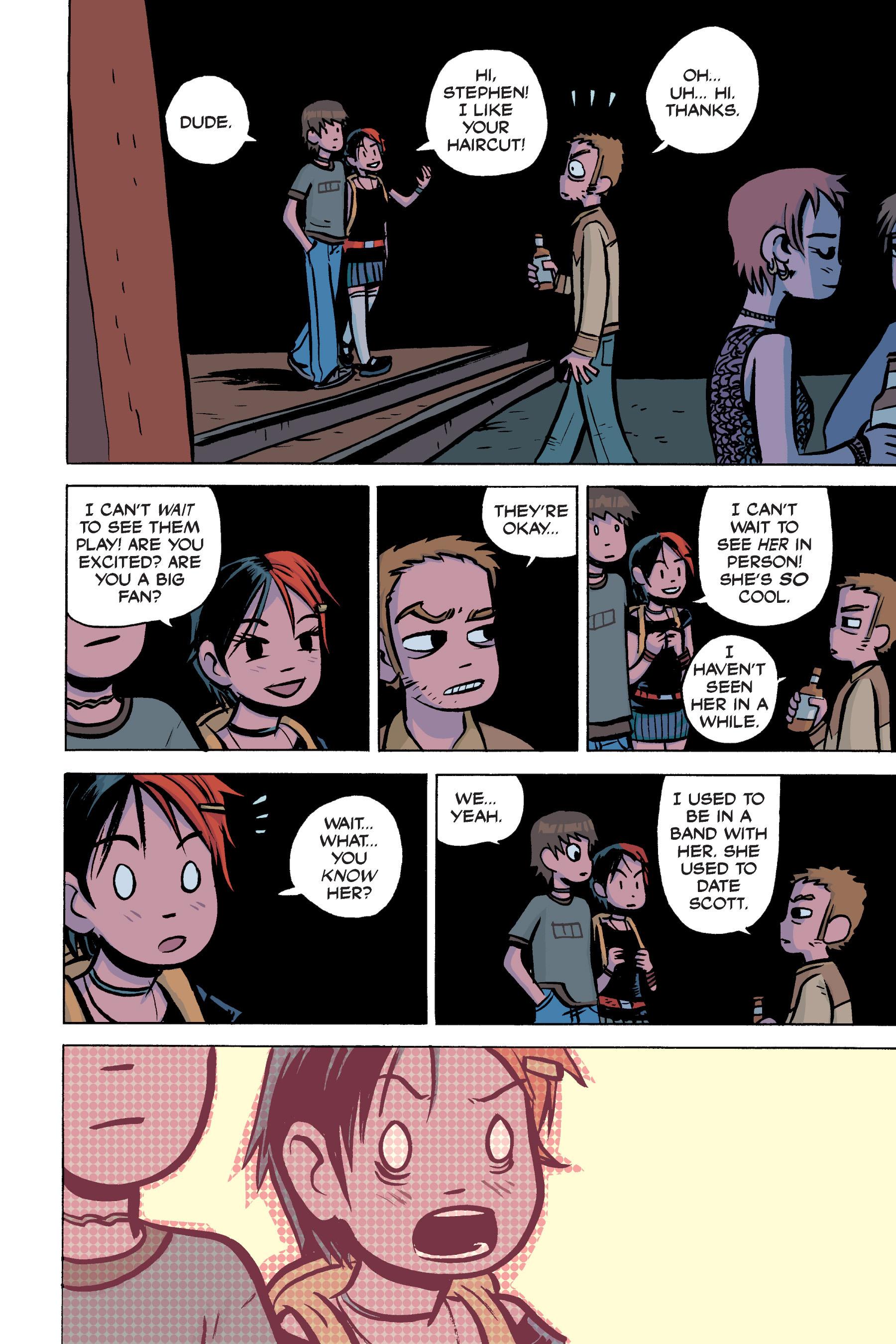 Read online Scott Pilgrim comic -  Issue #2 - 177