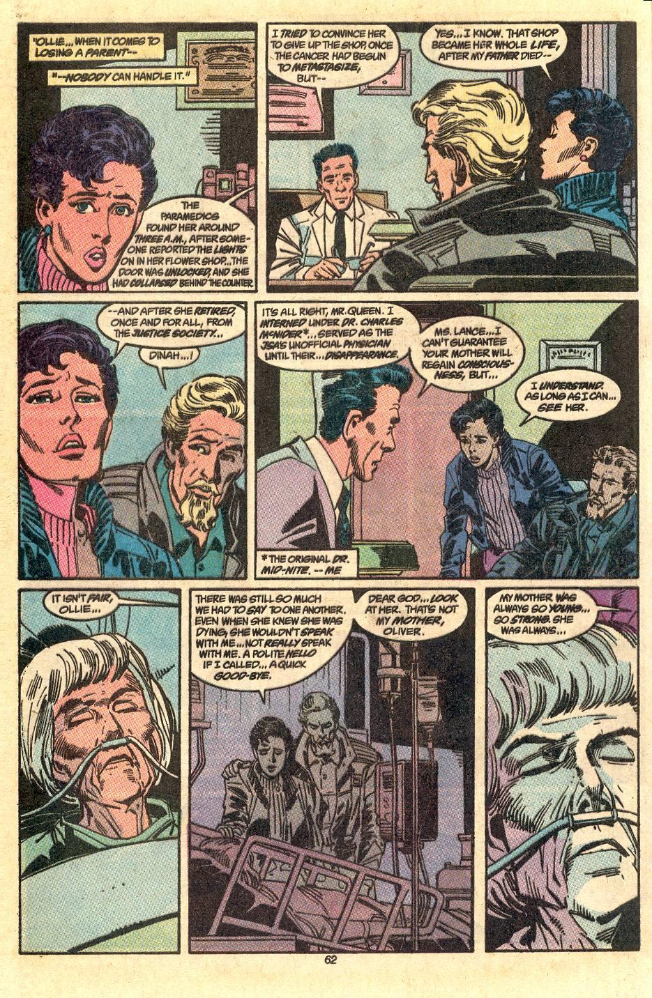 Read online Secret Origins (1986) comic -  Issue #50 - 65