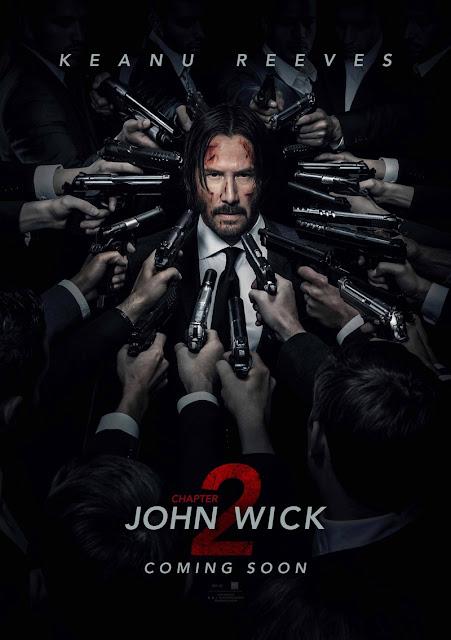 映画 ジョン・ウィック: チャプター2 キアヌ・リーブス