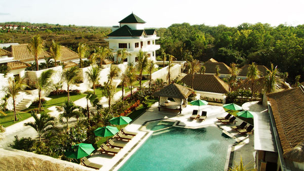 Dijual Dream Land Pecatu Bali Luxury Spa and Villas