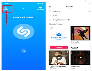 Cara Mengetahui Judul Lagu Lewat Suara Yang di Putar Dengan HP Android