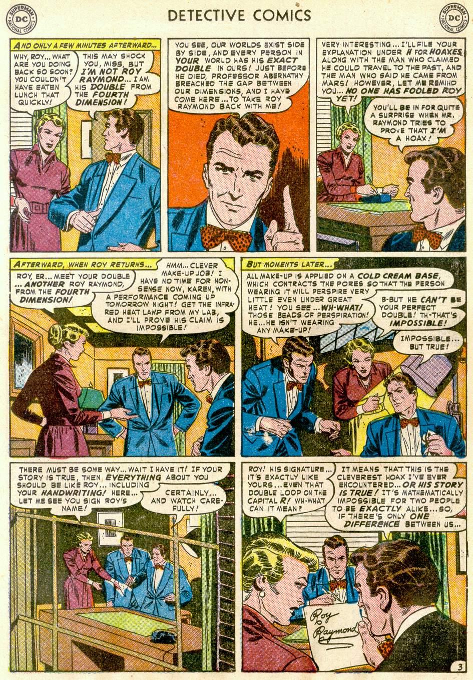 Read online Detective Comics (1937) comic -  Issue #181 - 19