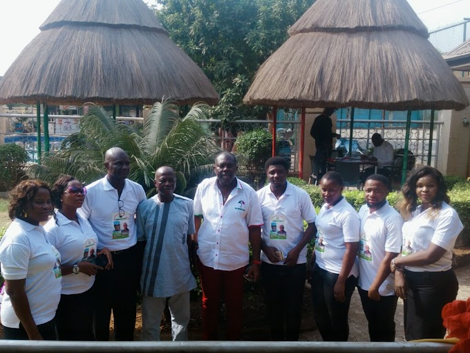 The Executive Members of Nollywood Atiku Support Group(NASG)